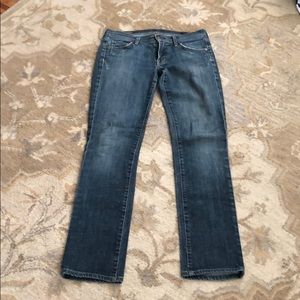 Citizens of Humanity Ava stretch jean, size 27